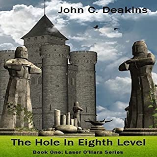 The Hole in Eighth Level audiobook cover art