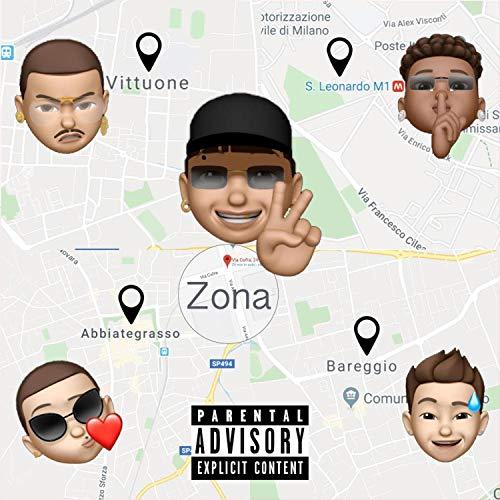 Zona (feat. Harra Flow, Lost Goodfellas & Baby Cassa) [Explicit]