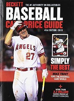 Beckett Baseball Card Price Guide 2019