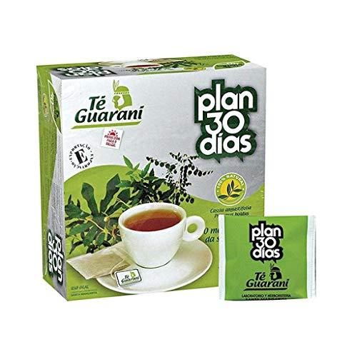 Te Guarani – Plan 30 Dias (30 Day Plan) – Natural Slimming Tea – 60 Tea Bags