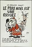 PostersAndCo  PèRE NOËL est Une Ordure Rxnj-Poster/Reproduction A3+(*) d1 Affiche Vintage/RéTRO