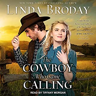 The Cowboy Who Came Calling cover art