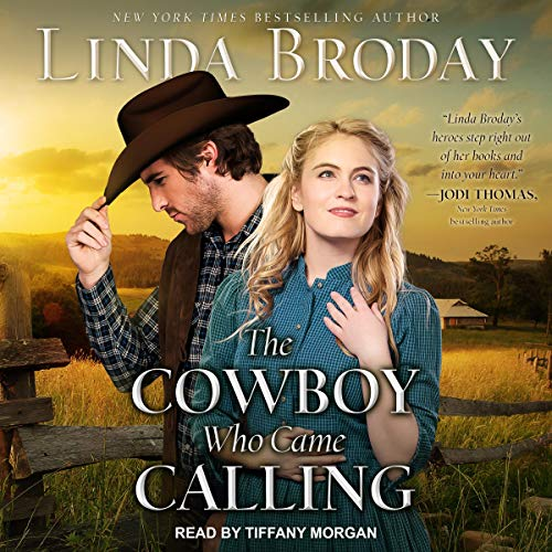 The Cowboy Who Came Calling audiobook cover art
