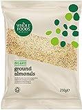 Whole Foods Market - Almendra molida ecológica, 250 g
