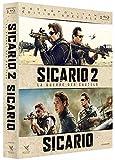 Sicario + Sicario 2 : La guerre des Cartels, Juego de 2 DVDs [Francia] [Blu-ray] [Francia]