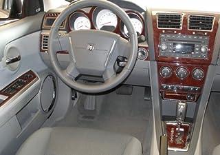 Dodge Caliber Se Sxt R/T Interior Madera Dash Juego de Acabados Set 2010 2011