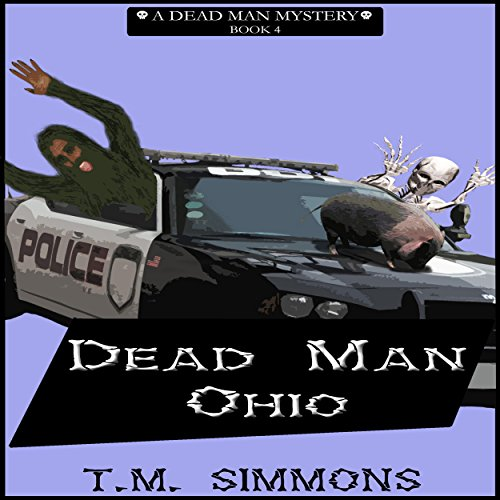 Dead Man Ohio audiobook cover art