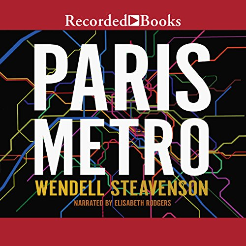 Paris Metro audiobook cover art
