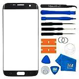 MMOBIEL Kit de Reemplazo de Pantalla Táctil Compatible con Samsung Galaxy S7 Edge G935 (Negro) Incl. Kit de Herramientas