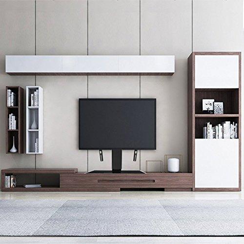 Soporte universal para televisor de 26 – 32/37 – 55 pulgadas, ajustable, plegable, soporte de pared para pedestal, soporte de pantalla plana para televisores: Amazon.es: Electrónica