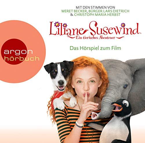 Liliane Susewind – Das Originalhörspiel zum Kinofilm: Ein Hörspiel für Mädchen und Jungen ab 6 Jahren