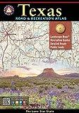 Texas Road & Recreation Atlas (Benchmark Recreation Atlases)