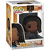 Lotoy Funko Pop Television : The Walking Dead - Michonne (Season 9) 3.75inch Vinyl Gift for Zombies ...