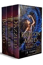 Dragon Mates Books 1-3: Dragon Shifter Romance Series