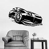 Nissan Roadster pared calcomanía Skyline deportes carreras vinilo ventana pegatina dormitorio garaje gente cueva decoración del hogar estilo fresco Mural