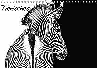 Tierisches (Wandkalender 2022 DIN A4 quer): Eindrucksvolle Tierbilder (Monatskalender, 14 Seiten )