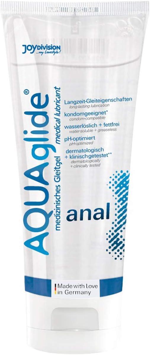 Joydivision Aquaglide Anal Gleitgel 100ml Amazon De