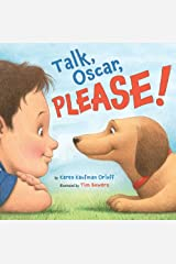 Talk, Oscar, Please! Hardcover