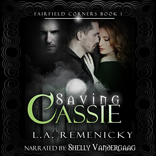 Saving Cassie audiobook cover art