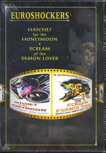 Hatchet for the Honeymoon / Scream of the Demon Lover (Euroshockers) DVD
