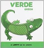 Librito De Los Colores Verde,El (Librito De Colores)
