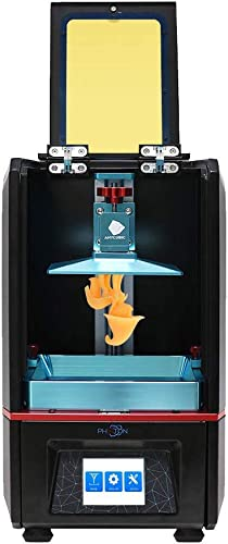 """ANYCUBIC Photon UV LCD 3D Printer Assembled Innovation with 2.8'' Smart Touch Color Screen Off-line Print 4.53""""(L) x ..."""