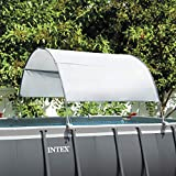 Intex 28054 Vordach für Pool, rechteckig