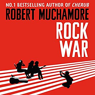 Rock War, Book 1 cover art