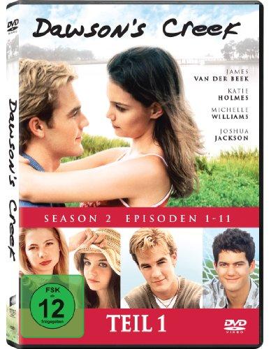 Dawson's Creek - Season 2.1 (3 DVDs)