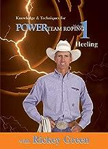 Classic DVD Rickey Green Method 1 Heeling Team Roping DVDRG1HL