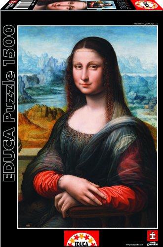 Puzzles    Gioconda, Museo del Prado, Puzzle de 1500 Piezas (16011)