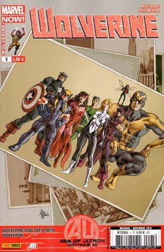 Wolverine, Tome 5 :