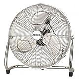 Ventilador de Suelo Jocca 2237/ 80W/ 3 Aspas 39cm/ 3 velocidades