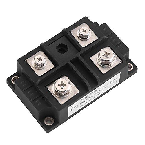 1pc Módulo de Rectificador Diodo Puente de Rectificador Monofásico 4 Terminales MDQ 400A / 1600V