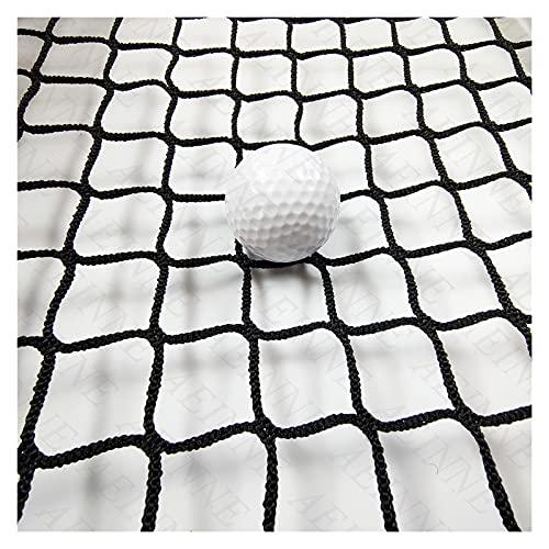 AEINNE Golf Barrier Practice Netting, Barrier Netting for Backyard Golf Net Stop Ball Replacement Net Rebounder Sport Netting Backstop Catching Balls Bsaseball Hockey Soccer Goal Nets Material Fence