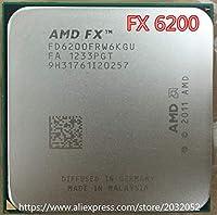FX 6200 AM3+ 3.8GHz/8MB/125W Six Core desktop processors CPU Socket AM3+ fx 6200