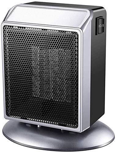 ZHWEI Calentador De Ventilador, Ahorro De Energía Silencio - Una Función De Oscilación del Fraguado Rápido Calefacción Calor Portátil