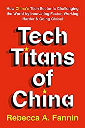 Tech Titans of China book cover