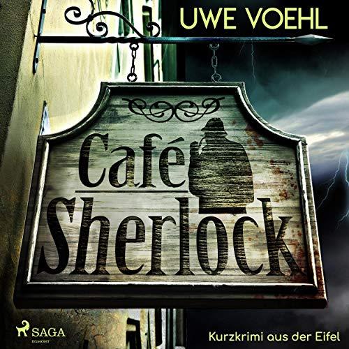 Café Sherlock audiobook cover art