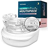 Best Snoring Aids - Neomen Adjustable Snore Stopper, Stop Snoring Solution, Comfortable Review