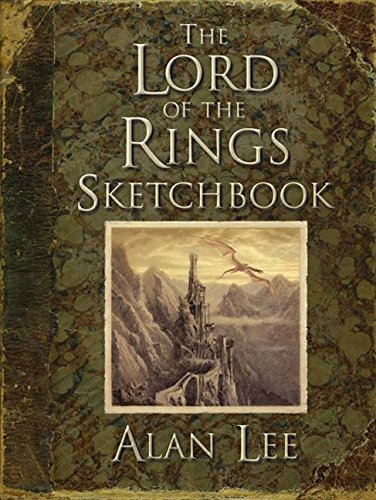 Image OfThe Lord Of The Rings Sketchbook: Portfolio