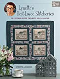 Anderson, L: Lynette's Best-Loved Stitcheries: 13 Cottage-Style Projects You'll Adore (That Patchwork Place) - Lynette Anderson
