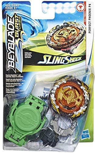 Hasbro Beyblade Slingshock Phoenix P4