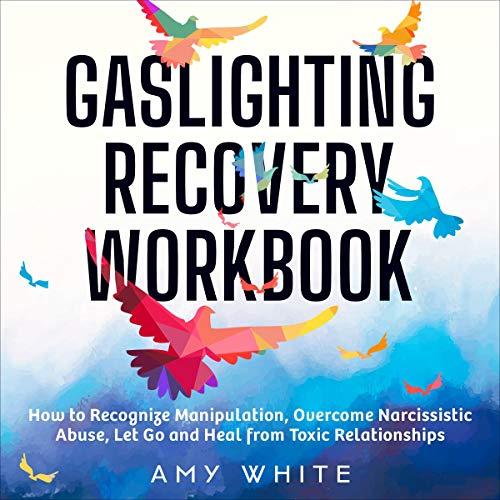 Gaslighting Recovery Workbook cover art