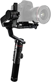 FeiyuTech AK4000 3-Axis Camera Gimbal Anti-shake Handheld Stabilizer Max load 4KG for Sony A9 A7 Series Canon 5D Series Panasonic GH5 Nikon D800 D810