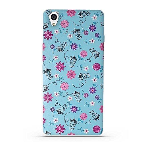 DIKAS für OnePlus X Hülle, Gute Qualität Muster 3D Erleichterung Fantasie Muster Künstlerische Malerei-Reihe TPU Case Schutzhülle Silikon Case für OnePlus X 1+X- Pic: 04