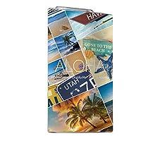 glo スキンシール 【 glo専用 】 aloha アロハ hawaii ハワイ surf beach 西海岸 ハワイアン 海 glo グロー 全面対応