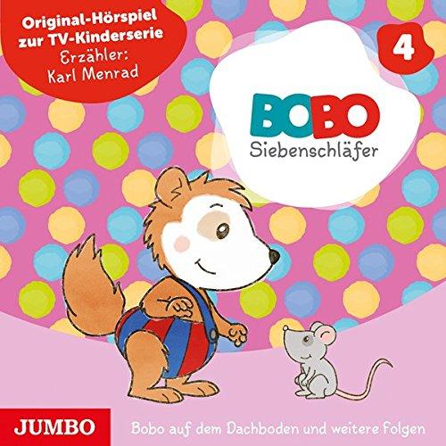 Bobo Siebenschläfer: Bobo auf dem Dachboden und weitere Folgen (Bobo Siebenschläfer TV-Kinderserie)