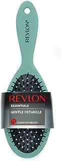 Revlon Soft Touch Nylon Pin Cushion Hair Brush, Colors May Vary