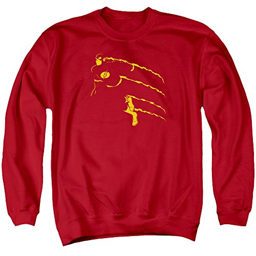 DC - Flash Min Sweater - DC, Small, Red